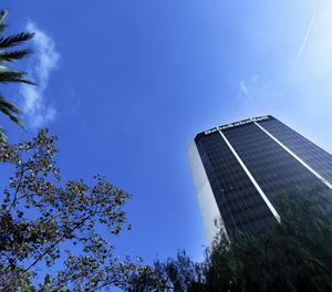 La seu central del Banc Sabadell a Barcelona.
