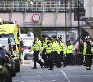 Diversos ferits a Londres després d'un atropellament al costat del Museu d'Història
