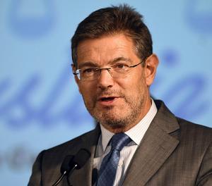 El ministre de Justícia, Rafael Català.