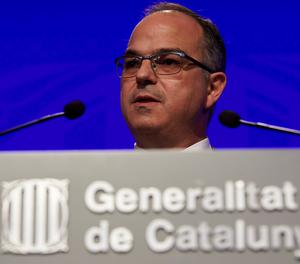 El conseller de Presidència i portaveu del Govern de la Generalitat, Jordi