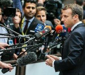 Màcron: la cimera estarà marcada per un missatge d'unitat cap a Espanya