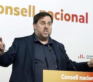 El vicepresident del Govern, Oriol Junqueras.