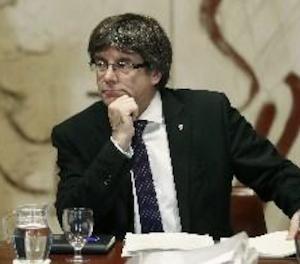 Fiscalia es querellarà contra Puigdemont per rebel·lió si declara independència