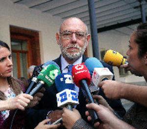 Maza no descarta demanar presó per a Puigdemont si declara la independència