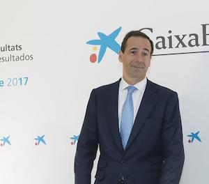CaixaBank guanya la xifra rècord de 1.488 milions, el 53,4% més