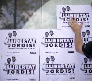 Exmembres de la Crida es reuneixen per demanar la llibertat de Sànchez i Cuixart
