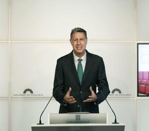 El president del PPC, Xavier García Albiol.