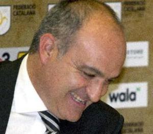 Andreu Subies marxa de la RFEF demanant la reprovació de Francisco Rubio