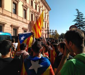 Manifestació Lleida