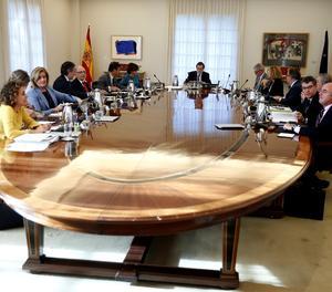 El consell de ministres extraordinari d'aquest divendres