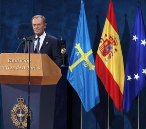 El president del Consell Europeu, Donald Tusk.