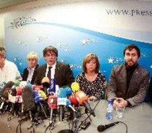 Puigdemont i els seus exconsellers seran detinguts per comparèixer davant d'un jutge belga