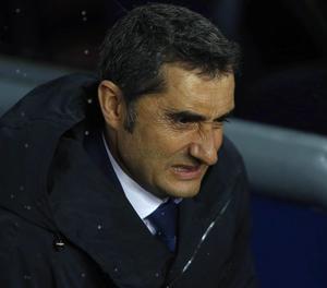 Valverde ha igualat el millor inici del Barcelona a la Lliga.