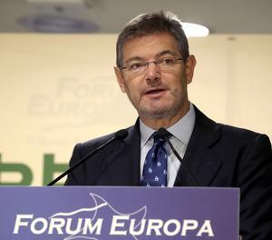 El ministre de Justicia, Rafael Catalá.