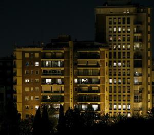 Un bloc d'habitatges.