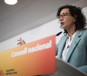 La secretària general d'ERC, Marta Rovira.