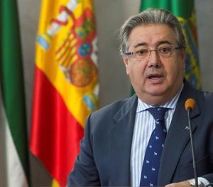 El ministre de l'Interior, Juan Ignacio Zoido.