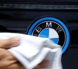 El logo de BMW