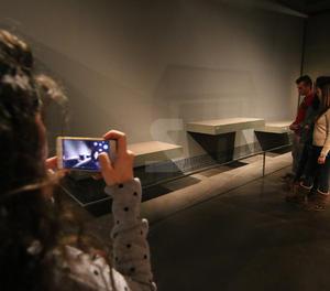El Museu de Lleida deixarà les peanyes de les obres de Sixena buides durant una setmana com a mostra de