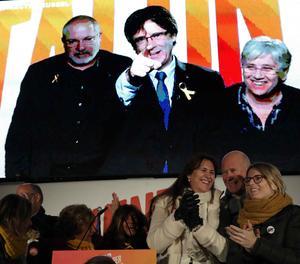 Puigdemont: 'L'Estat espanyol ha estat derrotat'
