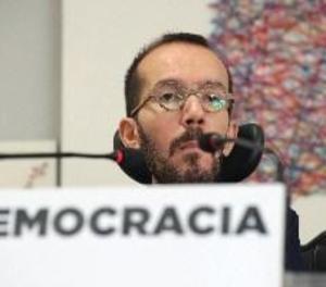 Echenique: el Rei és incapaç de reconèixer el fracàs a Catalunya i abraça l'argument PP