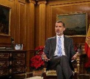 PP, PSOE i Cs valoren discurs Rey i Podemos i independentistes ho critiquen