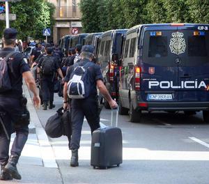 Un jutge ordena la detenció de dos regidors de la CUP a Reus per l'1-O