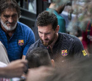 El Barça apel·la a la confidencialitat en el cas de la clàusula antiindependència de Messi