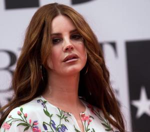 La cantant nord-americana Lana del Rey