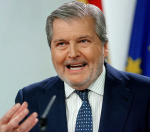 El portaveu del Govern, Íñigo Méndez de Vigo