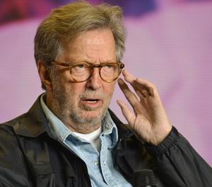 El popular guitarrista britànic Eric Clapton, de 72 anys.