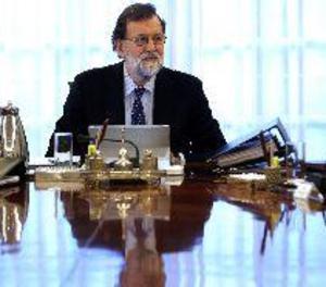 Rajoy recorrerà al TC si Puigdemont delega el seu vot aquest dimecres