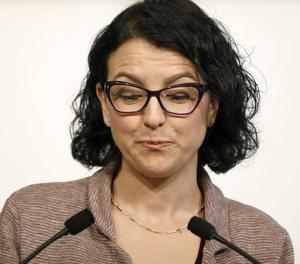 La portaveu del PSC al Parlament, Eva Granados