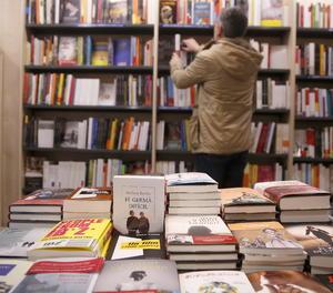 Una llibreria.