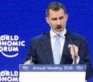 Felip VI insta a respectar la Constitució per resoldre les disputes a Catalunya