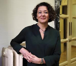 La presidenta de la Societat Espanyola d'Oncologia Mèdica, Ruth Vera.