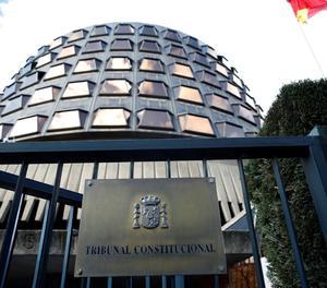 L'edific del Tribunal Constitucional