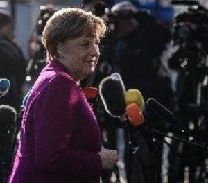 Merkel i Schulz assoleixen un acord de govern a Alemanya, segons mitjans