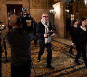 JxCat critica Torrent per acudir a Estrasburg de forma