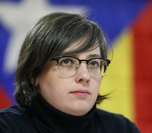L'exdiputada de la CUP per Lleida Mireia Boya.