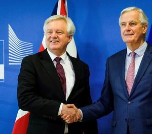 El jefe negociador de la Unión Europea (UE) para el