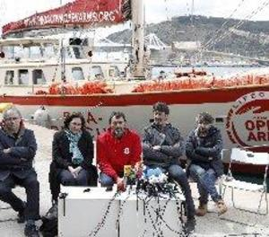 Els tripulants d'Open Arms s'enfronten a penes d'entre 4 i 7 anys a Itàlia