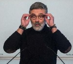 """La CUP critica el """"discurs autonomista"""" de Turull i dóna per acabat el """"procés"""""""