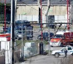 Abatut l'autor de la presa d'ostatges en un supermercat al sud de França