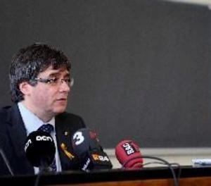 Un diputat finlandès afirma que Puigdemont va tornar divendres a Bèlgica