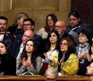 Rectors d'universitats públiques catalanes expressen