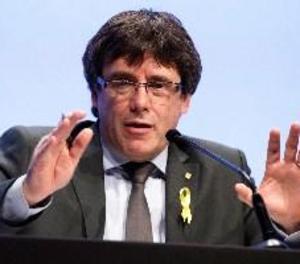 La Fiscalia de Brussel·les confirma que va rebre l'euroordre de Puigdemont i els exconsellers
