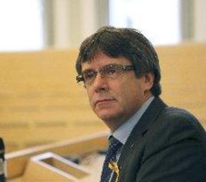La policia alemanya reté Puigdemont quan entrava des de Dinamarca