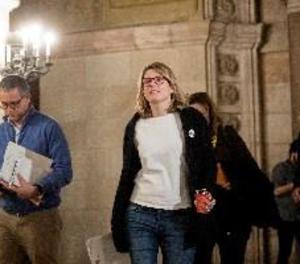 JxCat busca ara fórmules perquè Puigdemont sigui