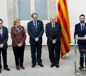 Torrent es reuneix al Parlament amb el cap dels Mossos